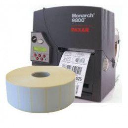 Format 50x25mm pour Monarch...