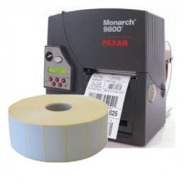 Format 75x25mm pour Monarch...