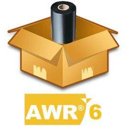 Ruban AWR6 110mmx360m - Imprimantes DATAMAX