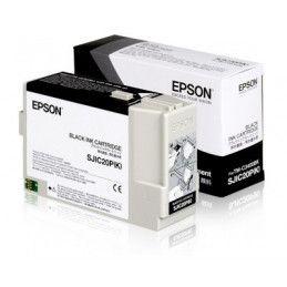 Cartouche noire pour Epson TM-C3400 BK
