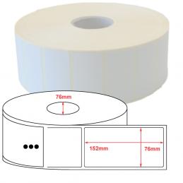 Etiquettes Thermique Eco 76x152mm