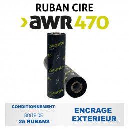 Ruban ARMOR AWR470 83mmx91m...