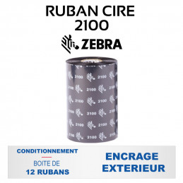 Ruban Cire 2100 110mmx450m...