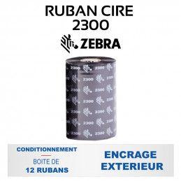 Ruban Cire 2300 102mmx450m...