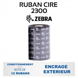 Ruban Cire 2300 110mmx450m...