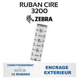 Ruban Cire Résine 3200...