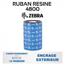 Ruban Résine 4800 89mmx450m...