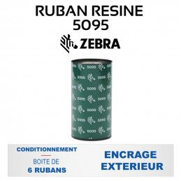 Ruban Résine 5095 60mmx300m...