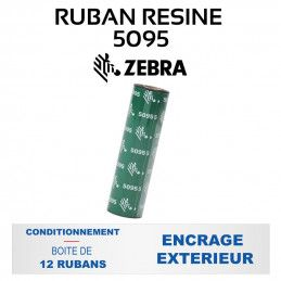 Ruban Résine 5095 84mmx74m...
