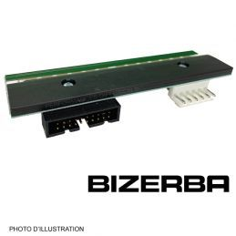 "7102192000 - BARRETTE THERMIQUE POUR BIZERBA GLMI 3"" - GLP80 203 Dpi"