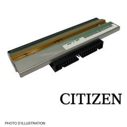 PPM80001-00 Tête d'impression pour CITIZEN CT-S4000 203 Dpi