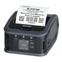 TOSHIBA B-FP3D Standard 203Dpi Thermique Direct Bluetooth sans pré-décolleur