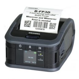 TOSHIBA B-FP3D Standard 203Dpi Thermique Direct Wifi sans pré-décolleur