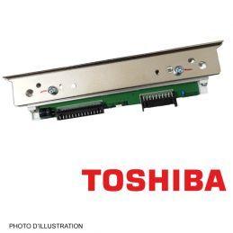 7LD02266000 - Tête TOSHIBA TRST-A15 (tête verso) 203 Dpi