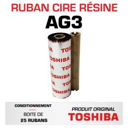 Ruban AG3 TOSHIBA 110mmx100m