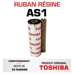 Ruban AS1 TOSHIBA 110mmx100m