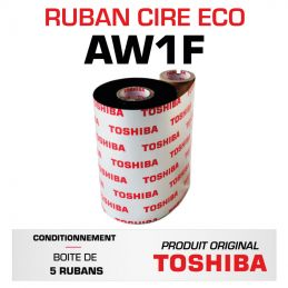 Ruban AW1F TOSHIBA 170mmx300m