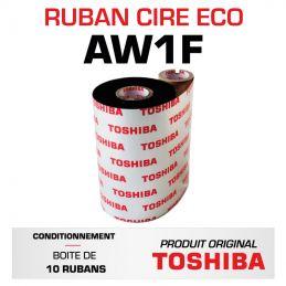 Ruban AW1F TOSHIBA 83mmx450m