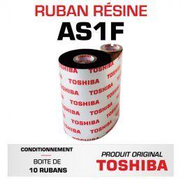 Ruban AS1F TOSHIBA 110mmx600m