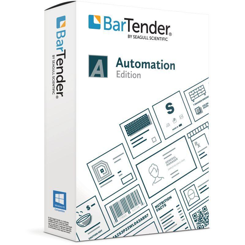 BARTENDER 2021 AUTOMATION