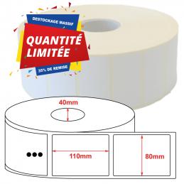 Etiquettes 80x110mm
