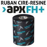 Ruban cire-résine APX-FH pour imprimante INTERMEC