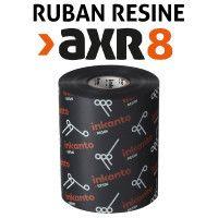 Ruban résine AXR8 pour imprimante INTERMEC