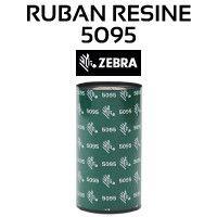 Ruban Résine 5095 pour imprimante ZEBRA