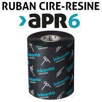 Ruban Cire-résine APR6 pour imprimante ZEBRA