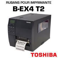 Rubans pour imprimante B-EX4 T2