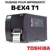 Rubans pour imprimantes B-EX4 T1