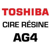 Ruban cire résine AG4 pour B-852