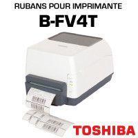 Rubans pour imprimante TOSHIBA B-FV4T