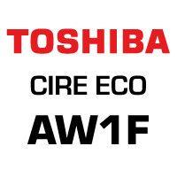 Ruban cire éco AW1F pour B-FV4T