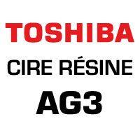 Ruban cire résine AG3  pour B-FV4T