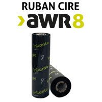 Ruban Cire AWR8 1/2 pouce
