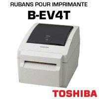 Ruban pour Imprimante TOSHIBA B-EV4T