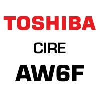 Ruban cire AW6F pour B-EV4T