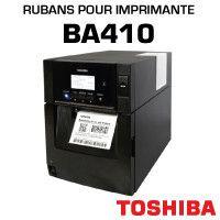 Ruban pour imprimante TOSHIBA BA410