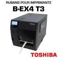 Rubans pour imprimante B-EX4 T3