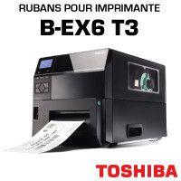 Rubans pour imprimante B-EX6 T3