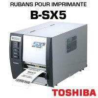 Rubans pour imprimante B-SX5