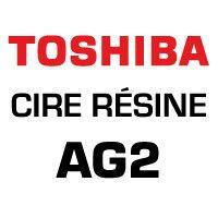 Ruban cire résine AG2