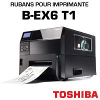Rubans pour imprimante B-EX6 T1