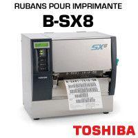 Rubans pour imprimante B-SX8