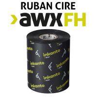 Ruban cire AWX FH pour imprimante CAB