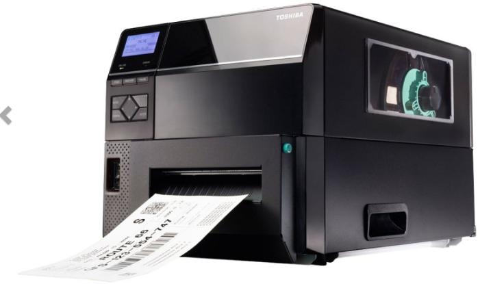 Rubans pour imprimante TOSHIBA B-EX4 T3